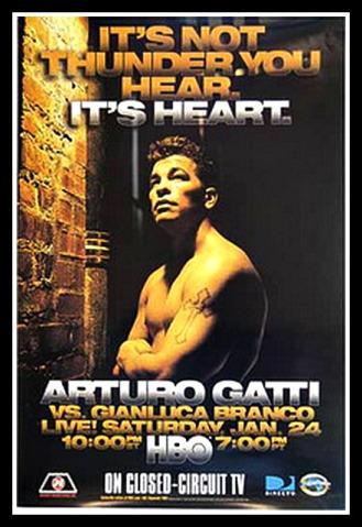 Arturo Gatti vs. Gianluca Branco