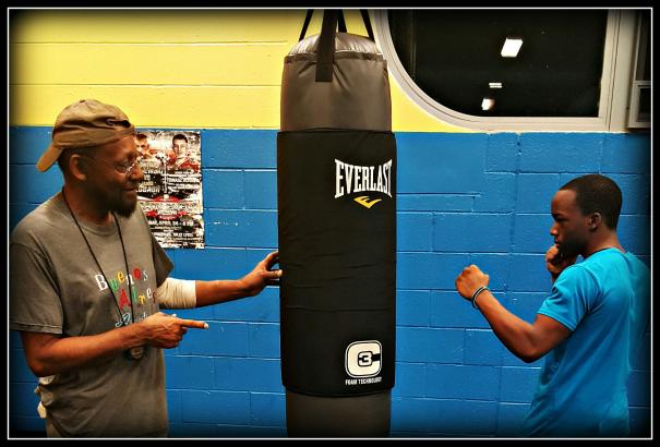 Bill Johnson Training