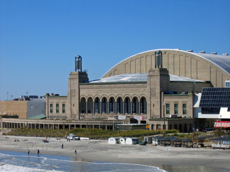 Boardwalk Hall AC
