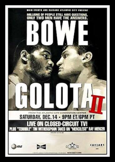 Bowe vs. Golota II