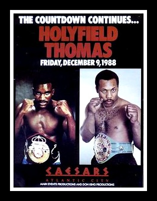 Holyfield vs. Thomas