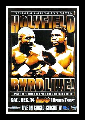 Holyfield vs. Byrd