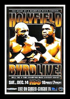 Holyfield vs. Byrd